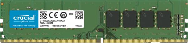 RAM DDR4 Crucial 4GB 2666MHz CT4G4DFS8266 Bulk