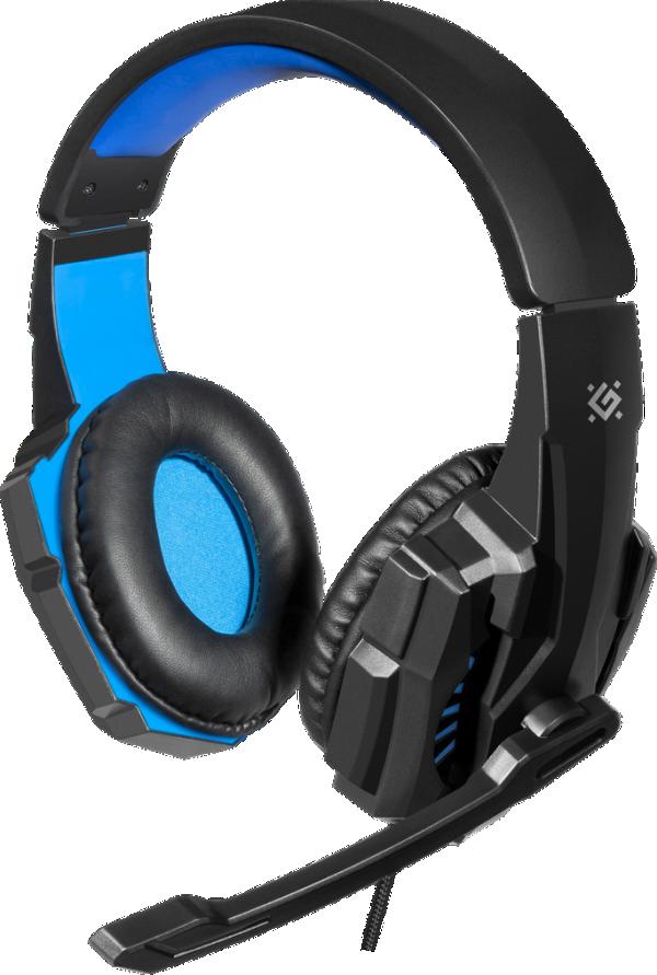 Slušalice Defender Warhead G-390, USB crno-plave