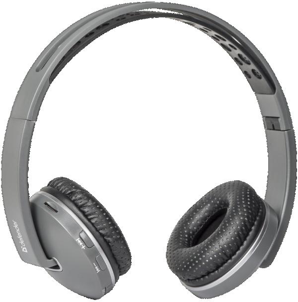 Slušalice Defender FreeMotion B510 Sive