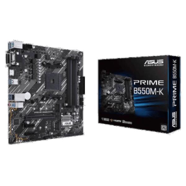 MB AM4 ASUS PRIME B550M-K