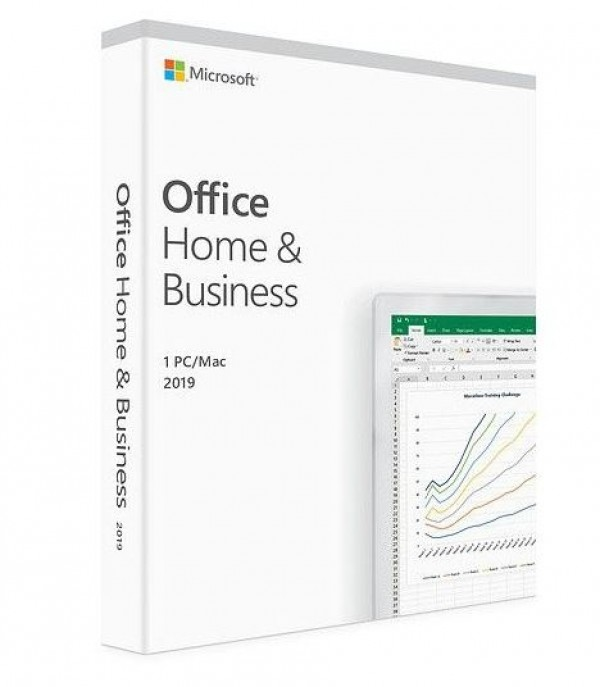 Software Office Home&Business 2019 PC/MAC, FPP english T5D-03203