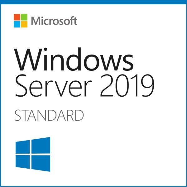 Windows Server Std 2019 64Bit English 1pk P73-07788