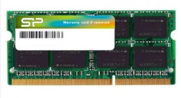 RAM SODIMM Silicon Power DDR3 4GB 1600MHz SP004GBSTU160N02