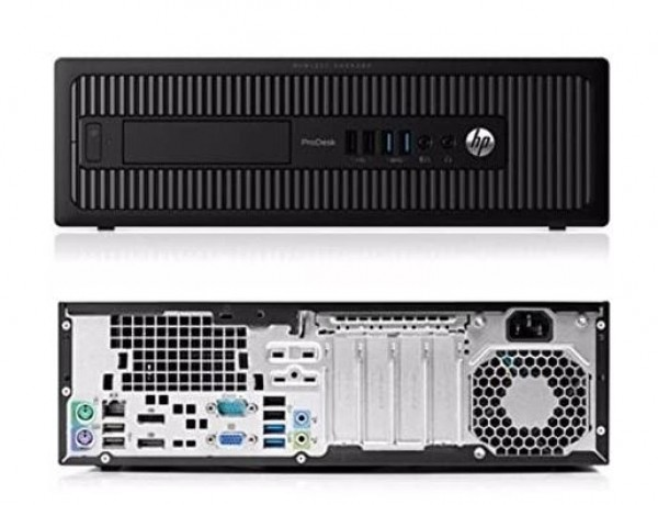 PC HP Pro 600 G1 SFF i5-4590/8GB/SSD256/Win10 Pro COA Refurbished