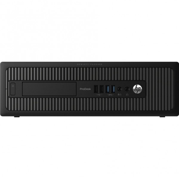 PC HP 400 G1 SFF i3-4150/4GB/SSD120/Win10 Pro COA Refurbished