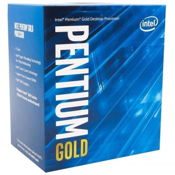 CPU 1200 INTEL G6400 2-Core 4.0GHz Box