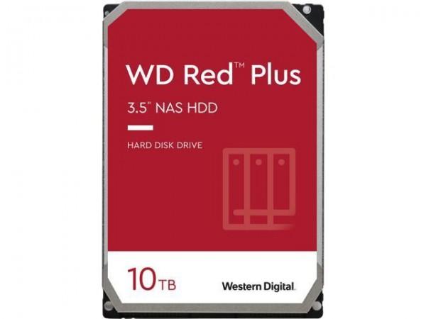 HDD WD 10TB SATA 3.5'' WD101EFBX 256MB 7200rpm Red Plus