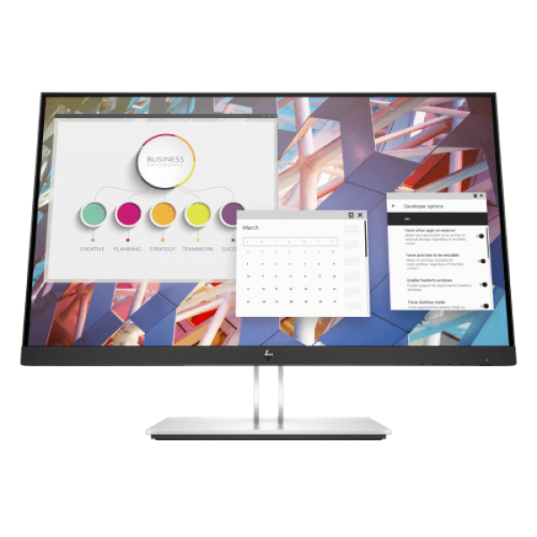 Monitor HP 23.8'' E24 G4 IPS 9VF99AA