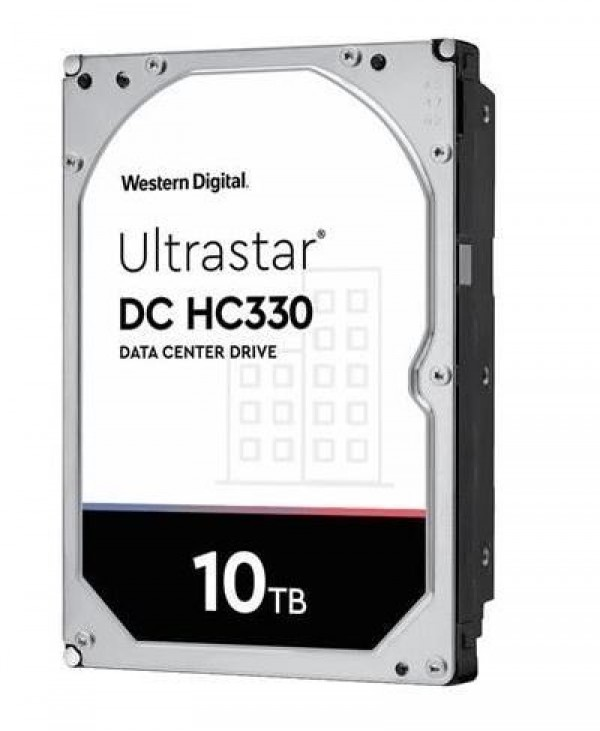 HDD WD 10TB  WUS721010ALE6L4 Ultrastar DC HC330 Ent.