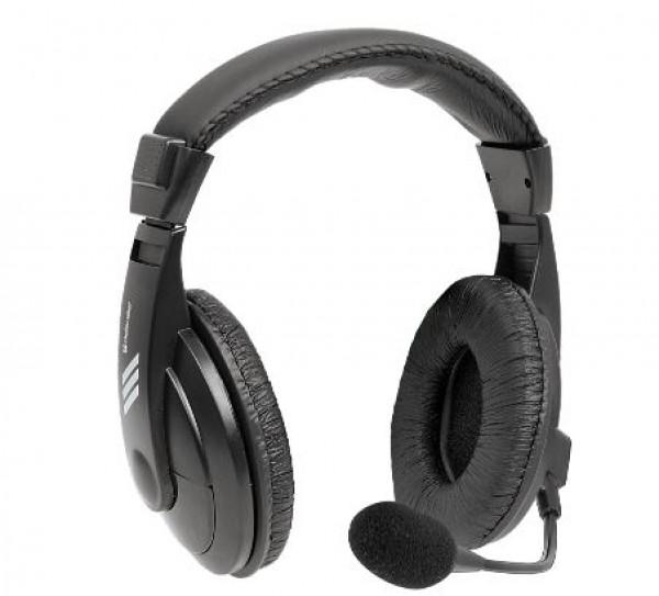 Slušalice Defender Gryphon 750U USB Black 1.8m