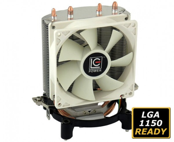 Cooler 1150/1151/FM1/FM2/AM3/2 LC Power LC-CC95 K