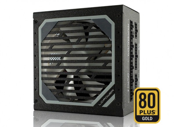 Napajanje LC Power 750W LC6750M V2.31 80 PLUS Gold