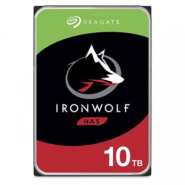 HDD FES-SATA 10TB Seagate IronWolf ST10000VN0008 7200 RPM