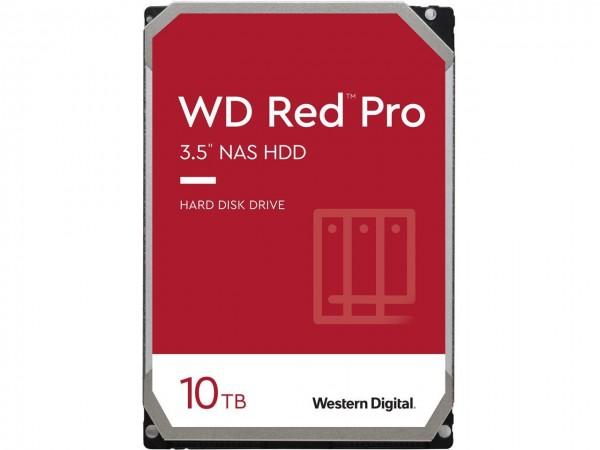 HDD FES-SATA 10TB WD102KFBX Red Pro NAS 7200RPM 256MB