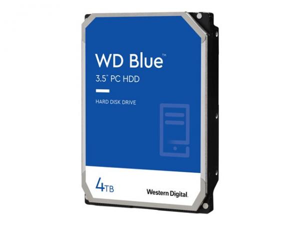 HDD WD 4TB WD40EZAZ Blue 5400RPM* 256MB