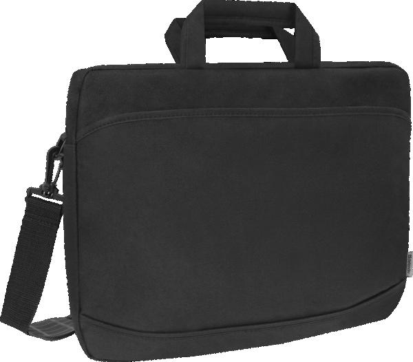 Torba za laptop Defender Monte 17'' black, organizer