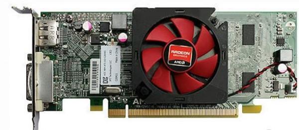 SVGA AMD Radeon HD 7470 Ref. Bulk