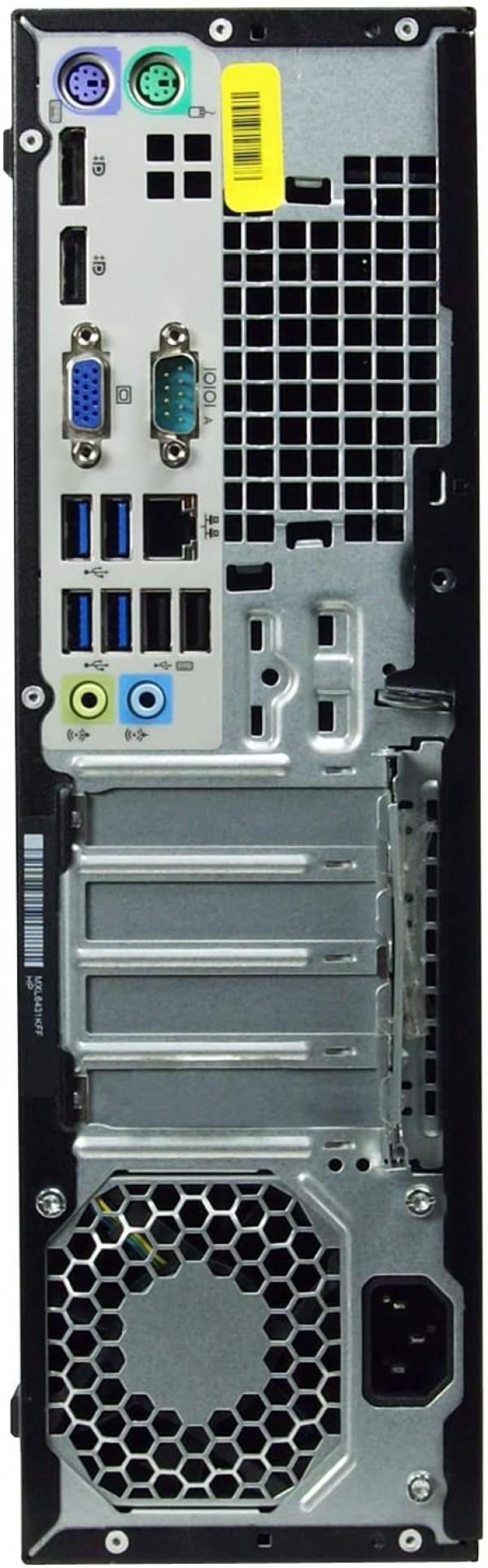 PC HP 600 G2 i5-6600T/8GB/256SSD/Win 10 Pro Ref.