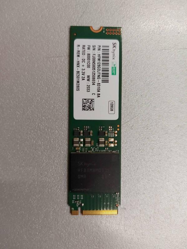 SSD SK Hynix 128GB M.2 HFM128GDJTN6 Bulk