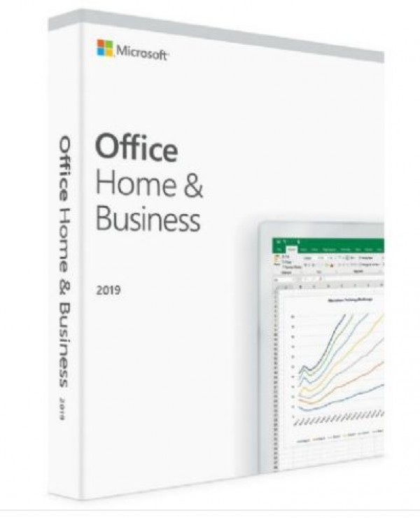 Software Office Home&Business 2019 PC/MAC, FPP english T5D-03308