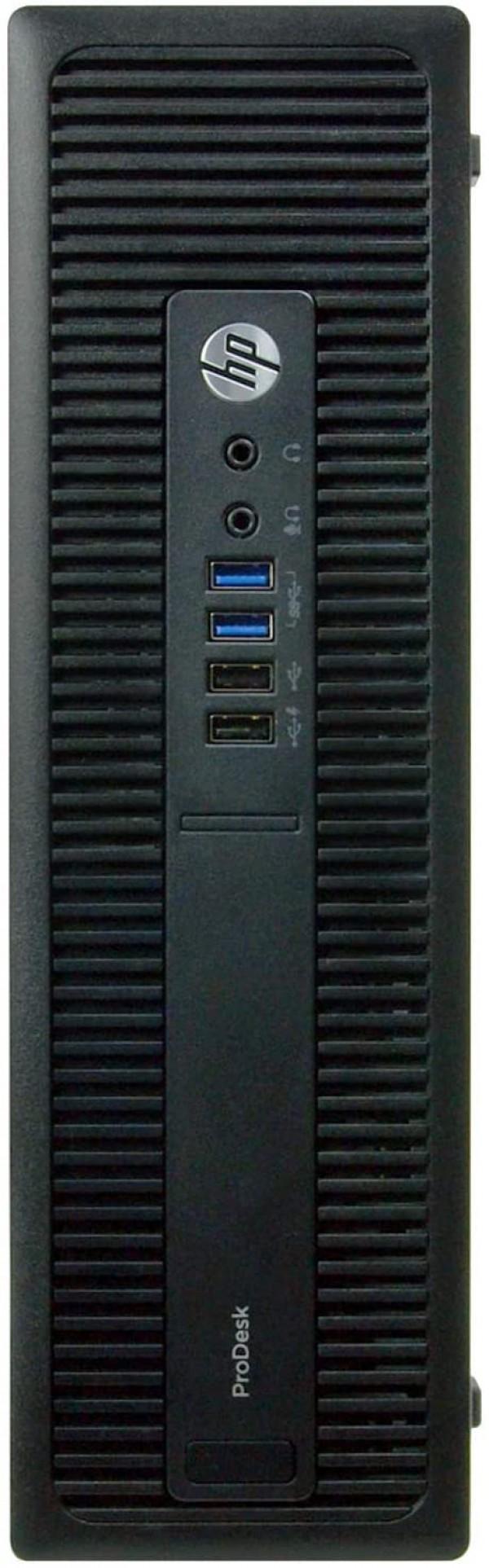 PC HP 600 G2 SFF i5-6600/8GB/256SSD/Win 10 Pro COA Ref.