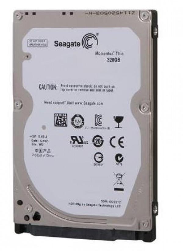 HDD 2.5'' Seagate Momentus 320GB ST320LT007 Bulk