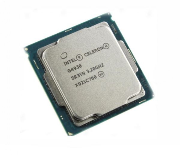 CPU s1151 INTEL Celeron G4930 Tray