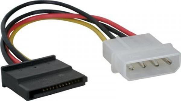 Kabl E-Green S-ATA za napajanje HDD-a 0,15m