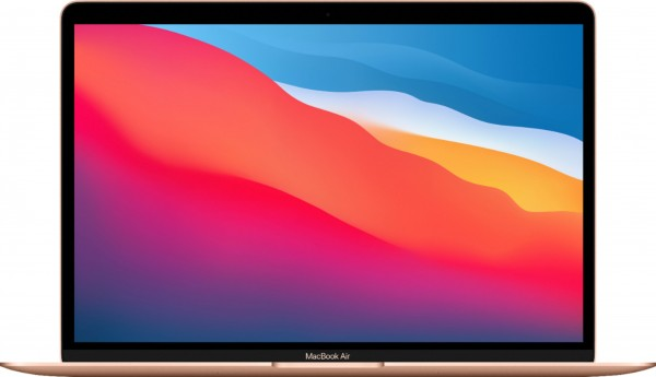 Apple MacBook Air M1 8-Core 8GB/512SSD/macOS/13.3'' Gold MGNE3LL/A