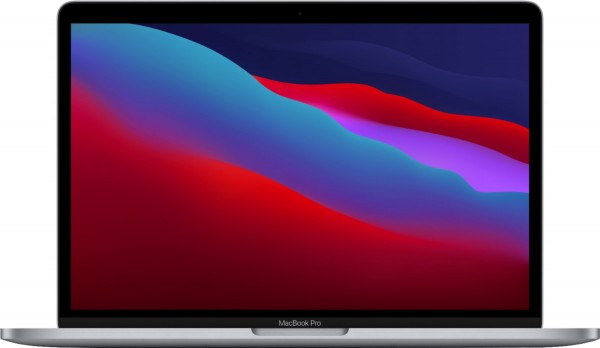 Apple MacBook Pro M1 8-Core 8GB/256SSD/macOS/13.3'' Space Gray MYD82LL/A