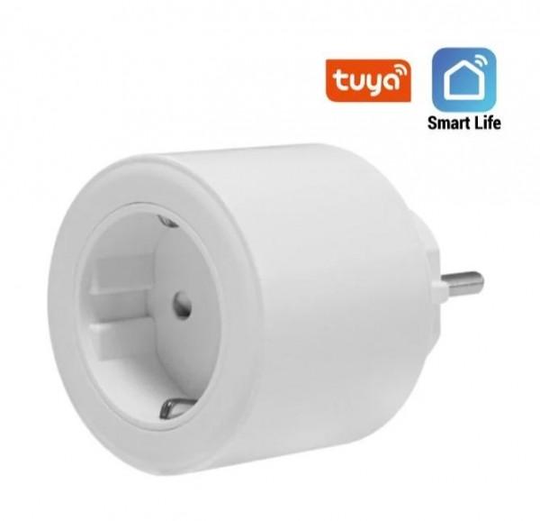 Tuya Wi-Fi Smart utičnica sa meračem potrošnje