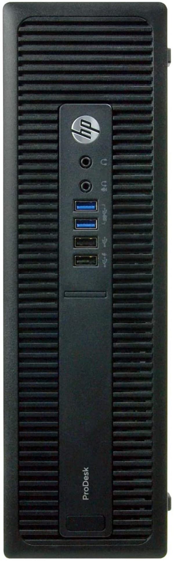 PC HP 600 G2 SFF i5-6600T/4GB/SSD256GB/W10Pro COA Ref.
