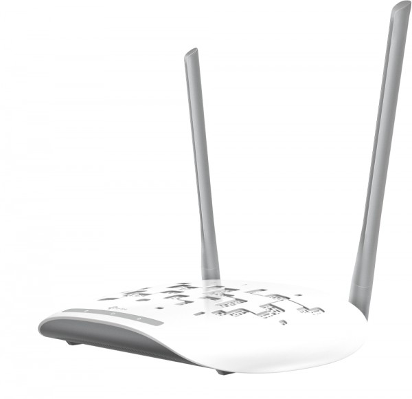 LAN Access Point TP-LINK TL-WA801N PoE 300Mb Wireles client repeater