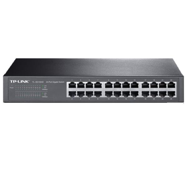 LAN Switch TP-LINK TL-SG1024D 24-port 10/100/1000
