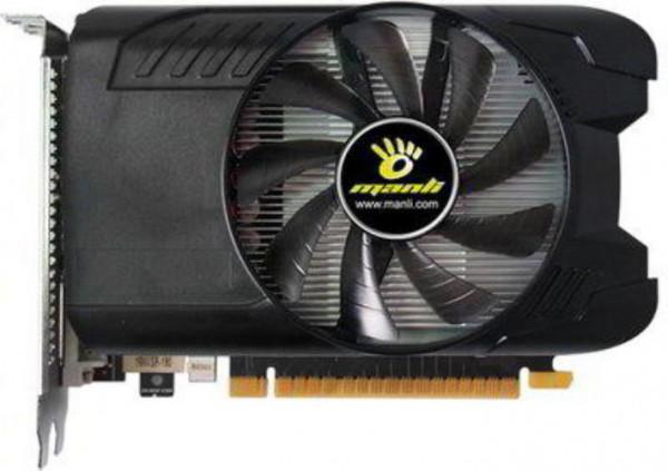 SVGA PCIE Manli GeForce GTX 1050 Ti 4GB DDR5 N4521050TIF3702