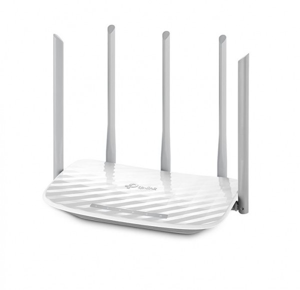 LAN Router TP-LINK Archer C6 WiFi 1200Mb/s Multi-user MIMO