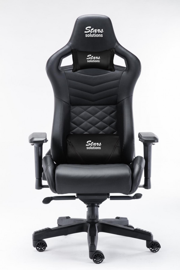 Stolica Gaming Stars Solutions RGC-9883 Black