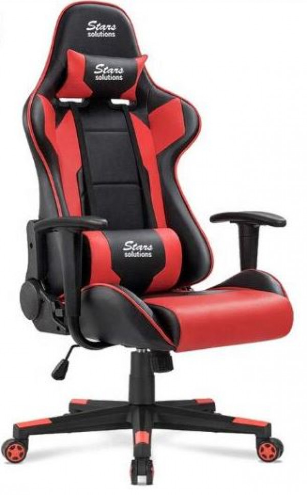Stolica Gaming Stars Solutions RGC-90041 Black Red