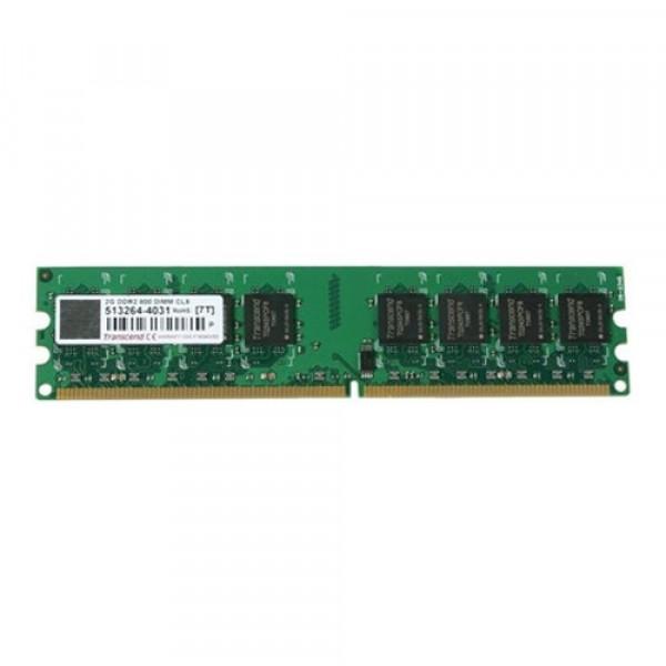 RAM DDR2 Transcend 2GB PC800 JM800QLU-2G