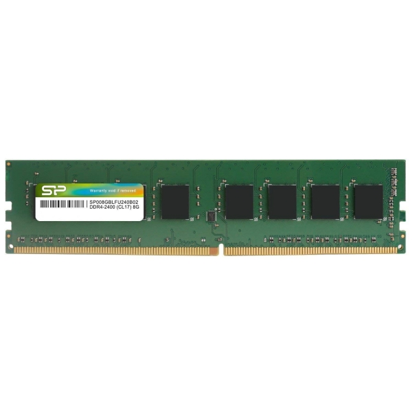 RAM DDR4 SiliconPower 8GB 2400 SP008GBLFU240B02