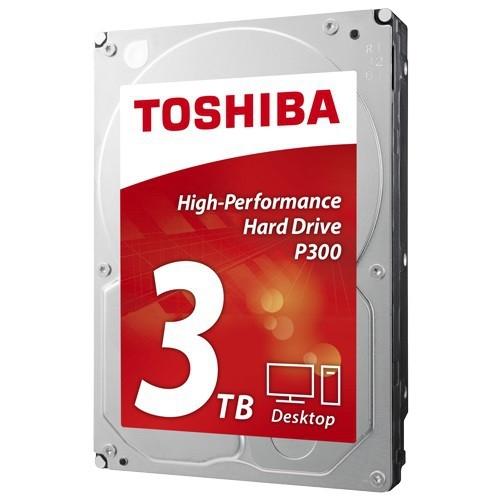 HDD TOSHIBA 3TB HDWD130UZSVA SATA3 64MB P300