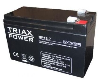 UPS Battery TRIAX 12V 7Ah