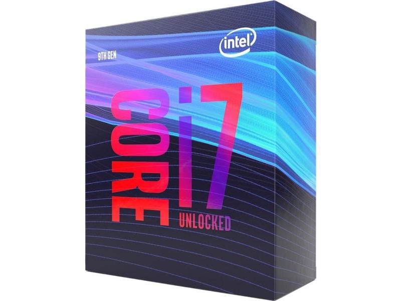 CPU 1151 INTEL i7-9700K 8-Core 3.6GHz