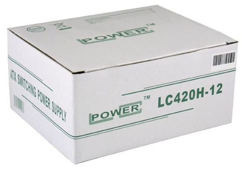 Napajanje 420W LC Power LC420H-12 v1.3 12cm Fan