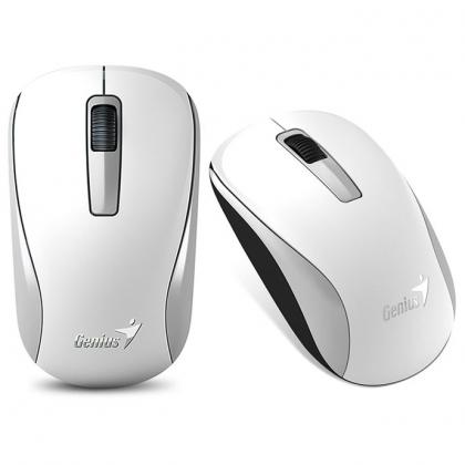 Mouse Wireless Genius NX-7005 USB White