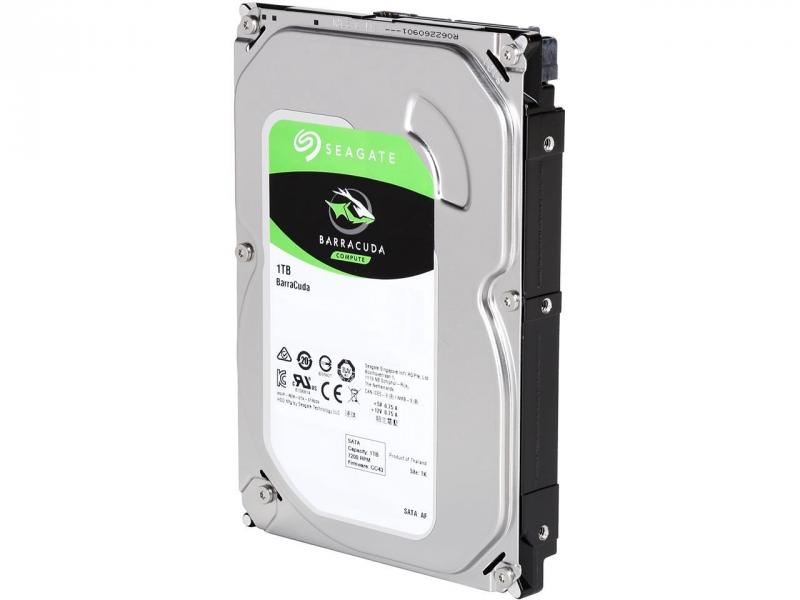 HDD Seagate 1TB SATA3 7200 64MB ST1000DM010
