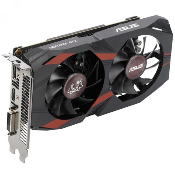 SVGA PCIE ASUS CERBERUS-GTX1050Ti-O4G