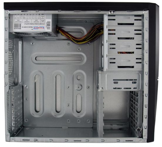 TOWER LC Power Pro-Line 924B 420W-12 USB3.0 Black