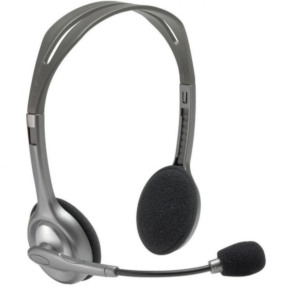 Sl. Sa mikrofonom Logitech H110 Stereo Headset