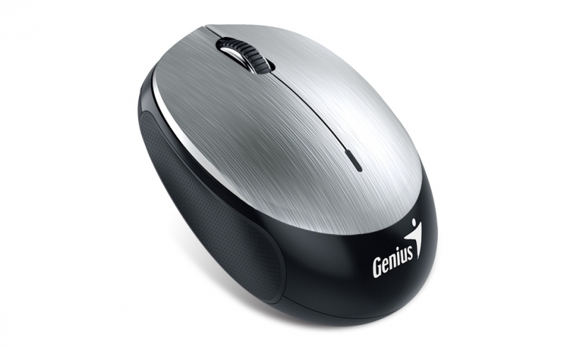 Mouse BT Genius NX-9000bt SILVER BLLIST